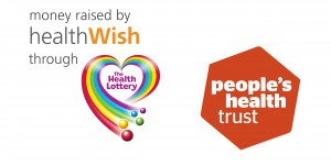 Peoples Health Lottery logo